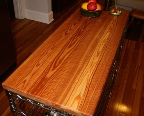 Heart Pine – Perfect for Your Kitchen, Too! 7