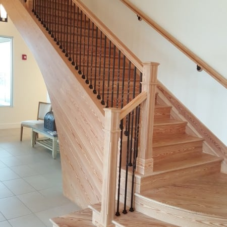 Sinker Pine Stairs – Aren't They Gorgeous? 3
