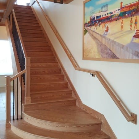 Sinker Pine Stairs – Aren't They Gorgeous? 4