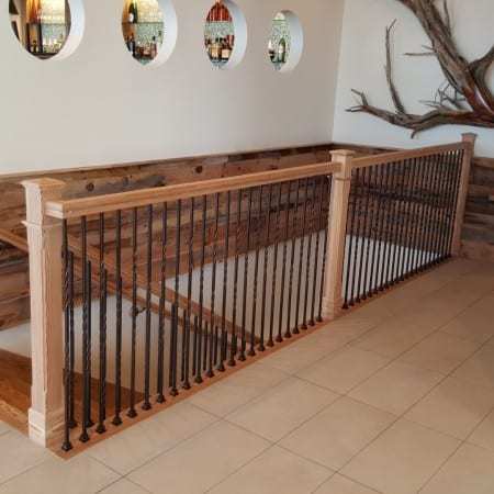 Sinker Pine Stairs – Aren't They Gorgeous? 5