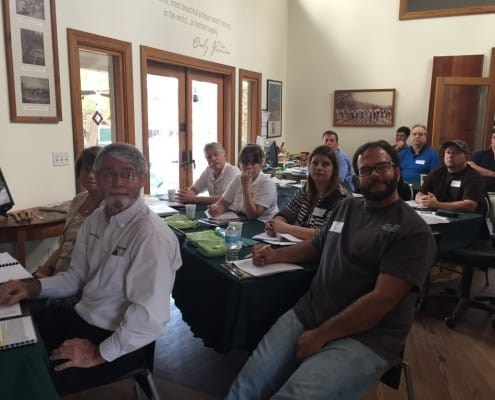 Wood Flooring Sales Certification Class