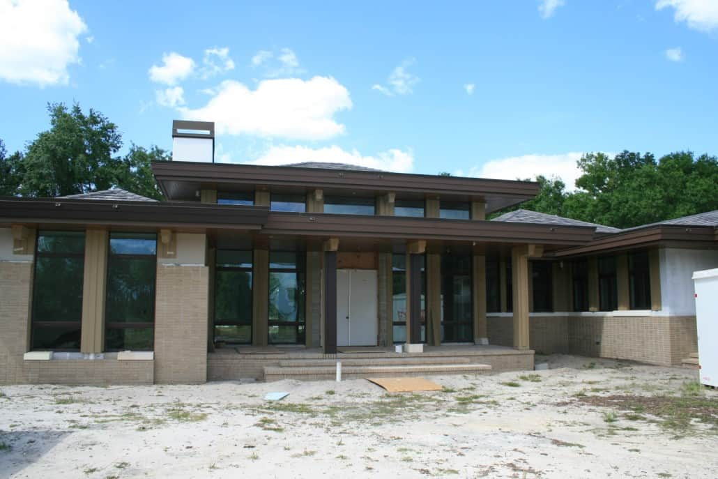 Sustainable design zero energy leed certified home for Leed certification for homes