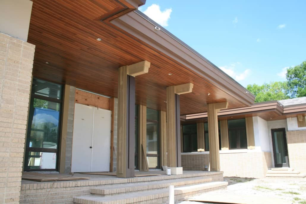 Sustainable design zero energy leed certified home for Leed certified house
