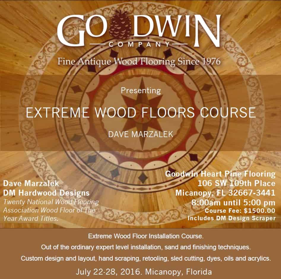 Extreme Wood Floors Course