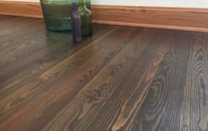 Goodwin's Antique Longleaf Stained Brown Micro Beveled Edge