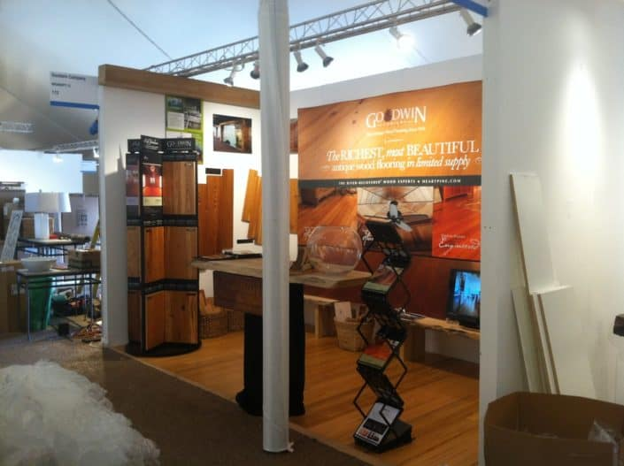 Yep…Antique Wood is Trending in Contemporary Design! 5