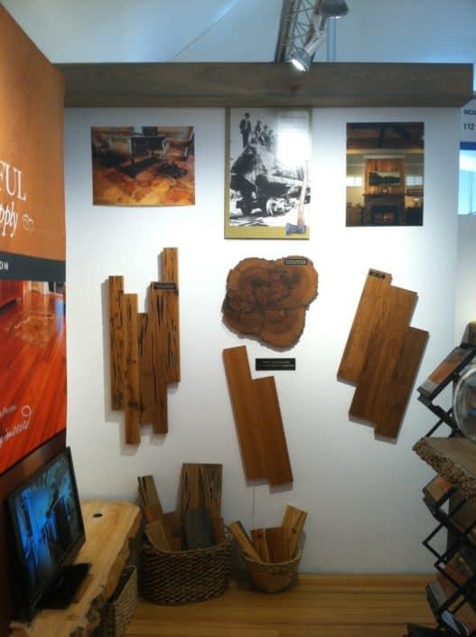 Yep…Antique Wood is Trending in Contemporary Design! 8