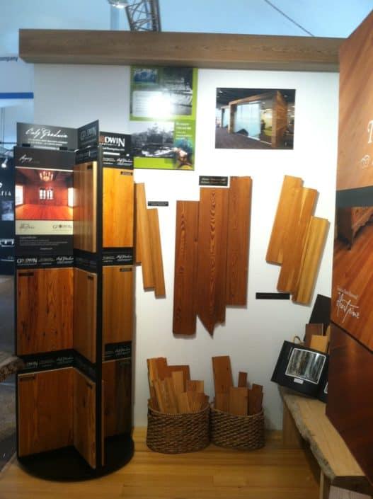 Yep…Antique Wood is Trending in Contemporary Design! 9