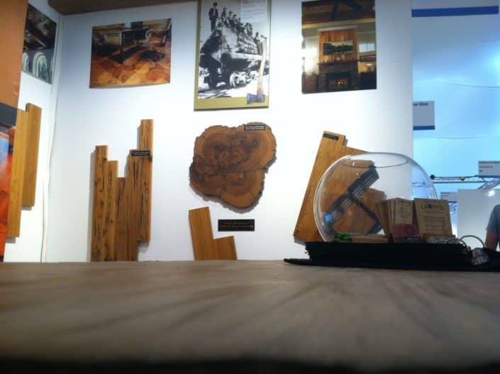 Yep…Antique Wood is Trending in Contemporary Design! 1