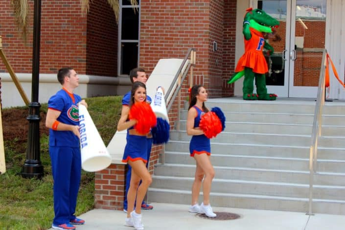 What a Day – For Both UF Athletics and Antique Heart Pine! 10