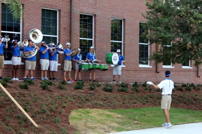 What a Day – For Both UF Athletics and Antique Heart Pine! 11