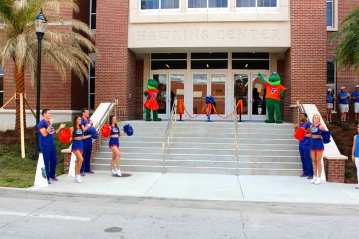 What a Day – For Both UF Athletics and Antique Heart Pine! 13