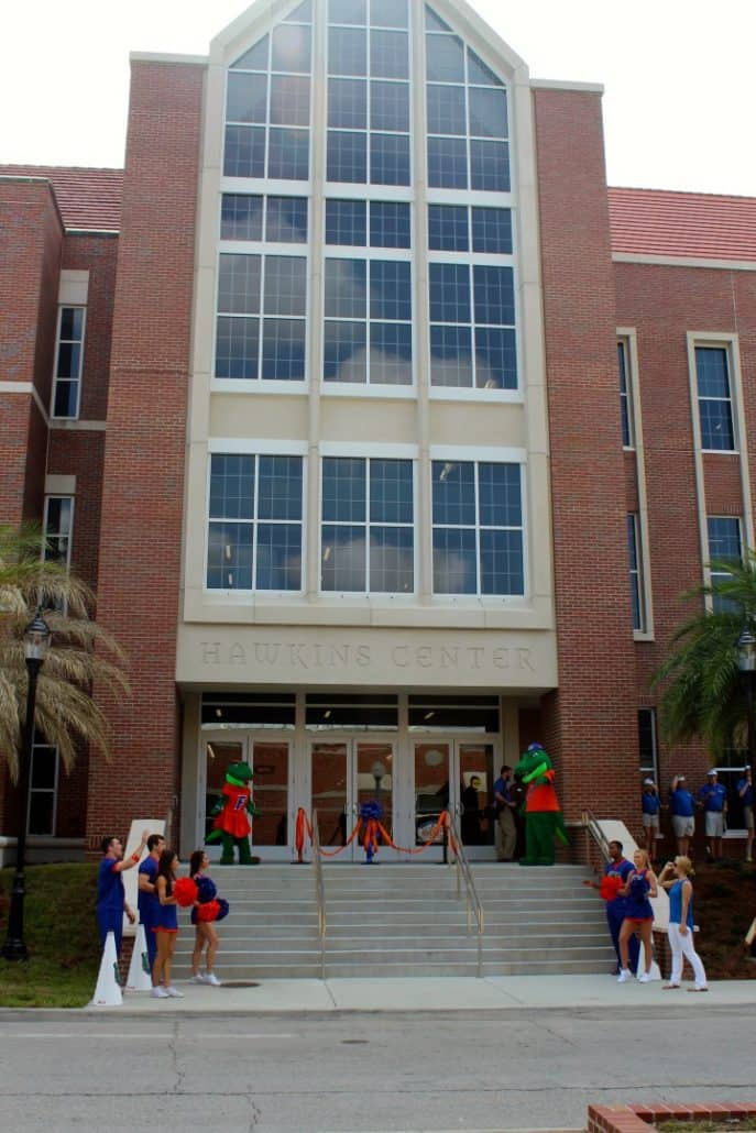 What a Day – For Both UF Athletics and Antique Heart Pine! 14