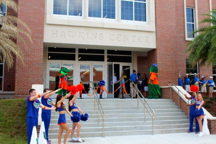 What a Day – For Both UF Athletics and Antique Heart Pine! 15