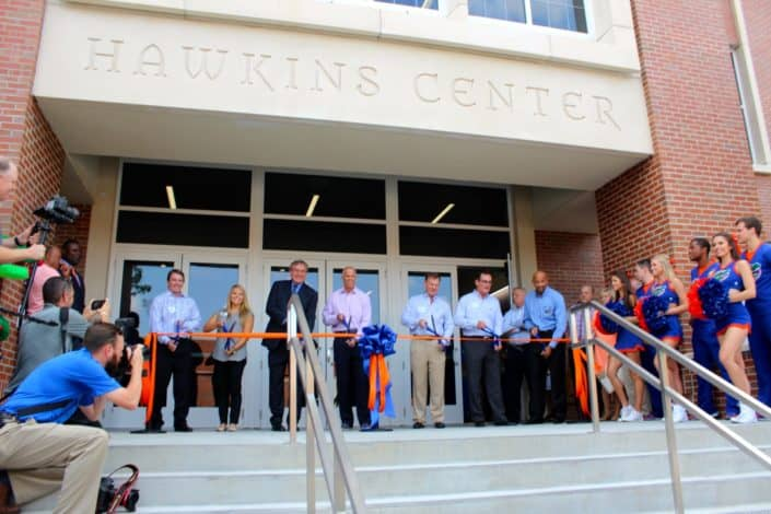 What a Day – For Both UF Athletics and Antique Heart Pine! 23