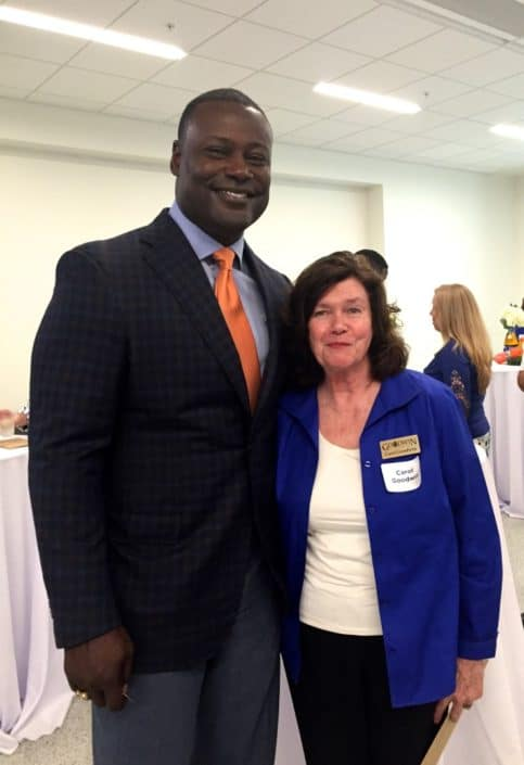 What a Day – For Both UF Athletics and Antique Heart Pine! 26