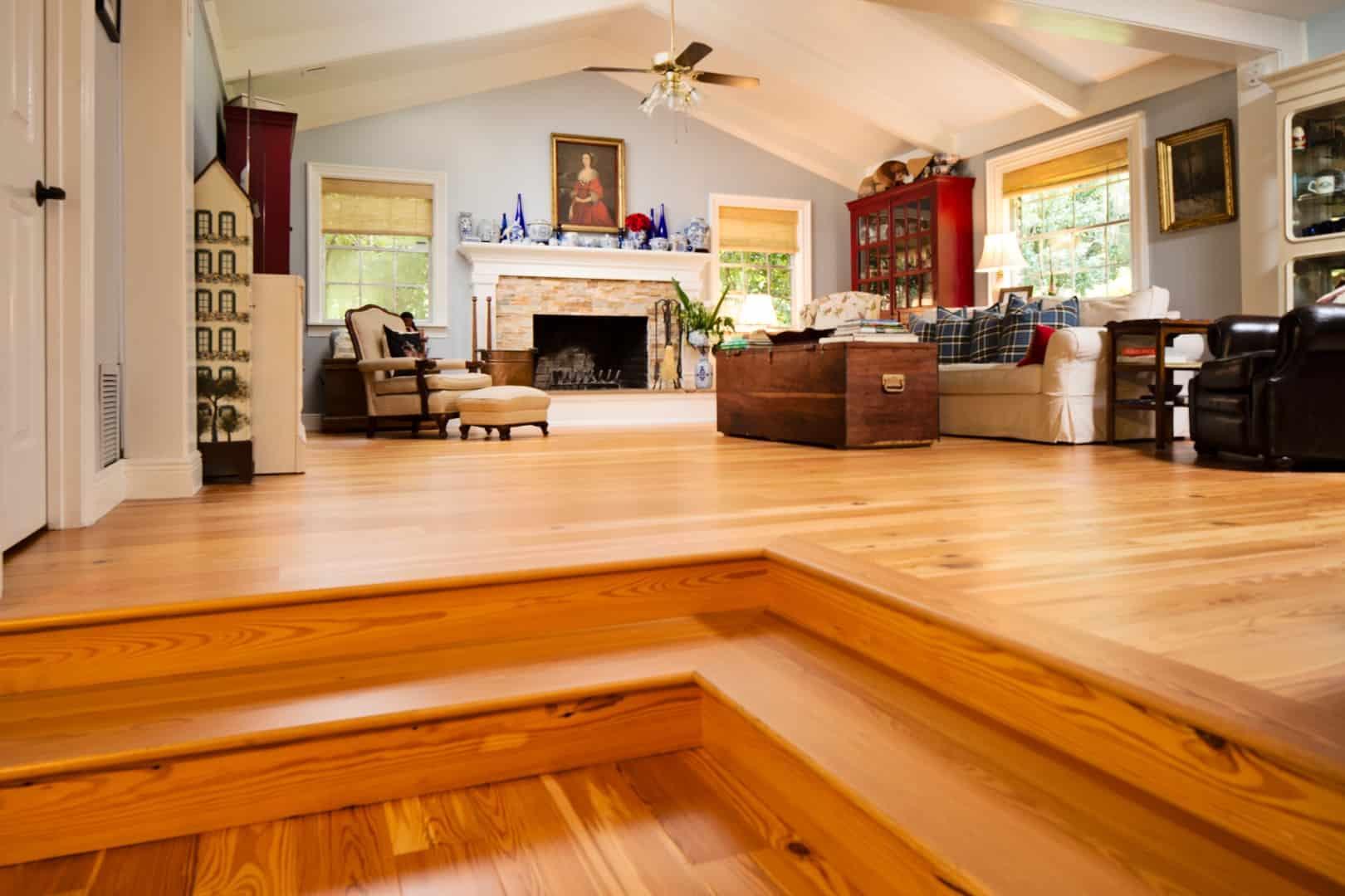 Not Your Store Bought Engineered Floor