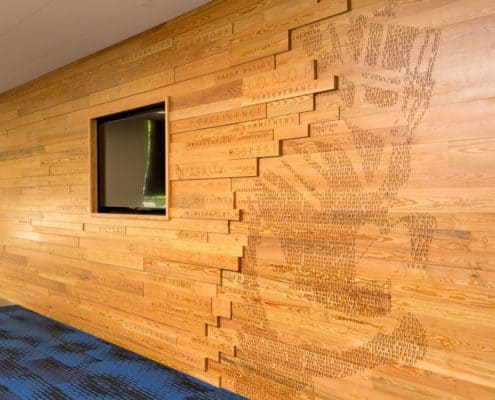 Sustainable, River-Recovered® Heart Pine 23