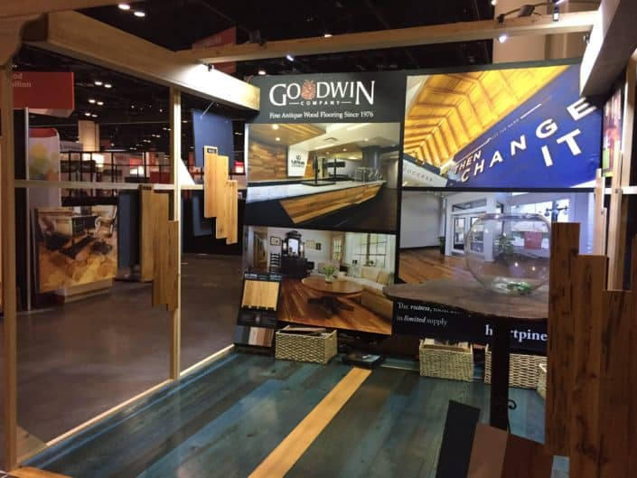 Don't Forget to Visit Goodwin at AIA! 1