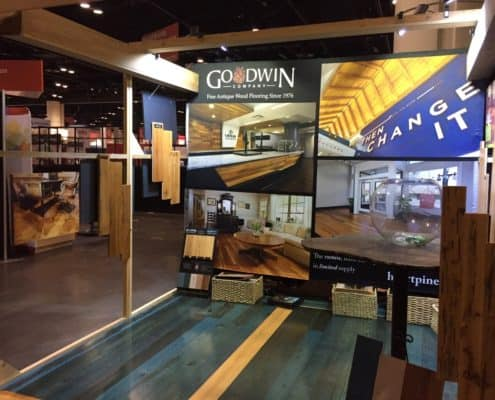 Don't Forget to Visit Goodwin at AIA! 2
