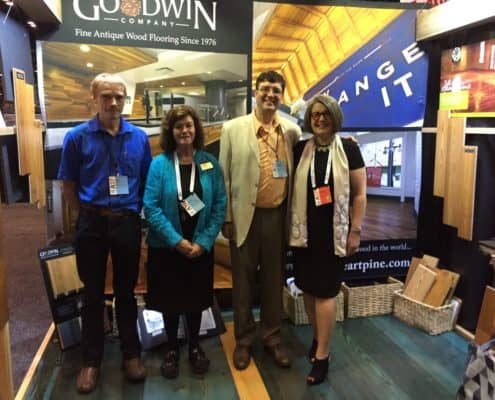 Don't Forget to Visit Goodwin at AIA! 5