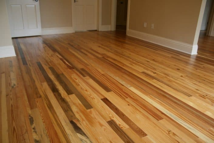 Luxury Condos in America's Oldest City Feature Antique River-Recovered® Heart Pine and Longleaf Throughout 2