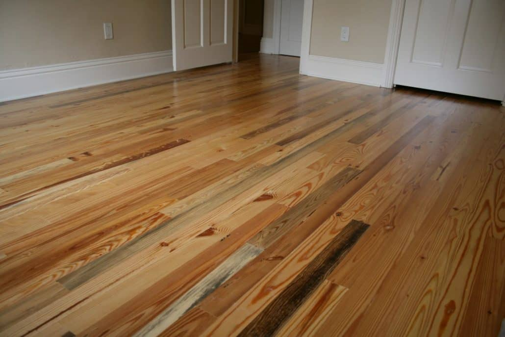 Luxury Condos in America's Oldest City Feature Antique River-Recovered® Heart Pine and Longleaf Throughout 7