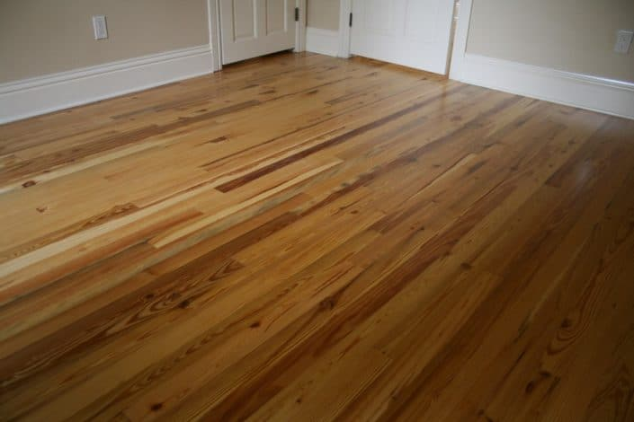 Luxury Condos in America's Oldest City Feature Antique River-Recovered® Heart Pine and Longleaf Throughout 9