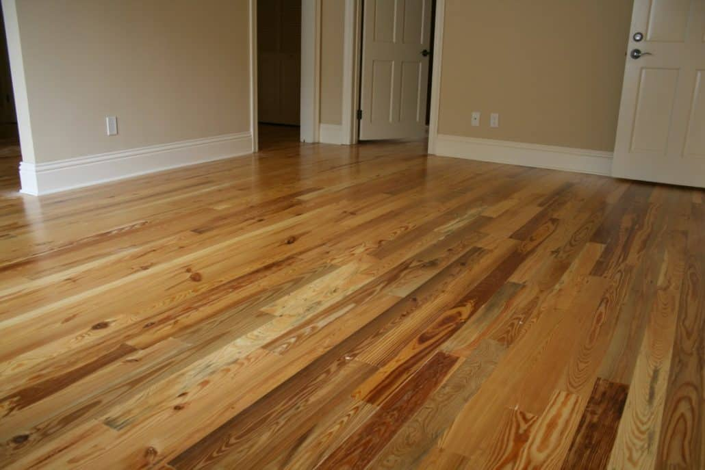 Luxury Condos in America's Oldest City Feature Antique River-Recovered® Heart Pine and Longleaf Throughout 11