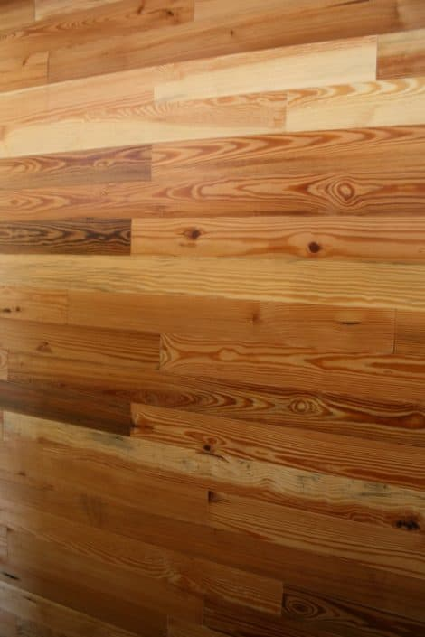 River-Recovered® Heart Pine Adds Southern Charm to Popular BBQ Restaurant 11