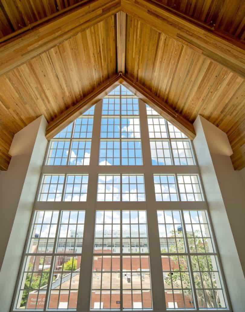Wood Ceiling