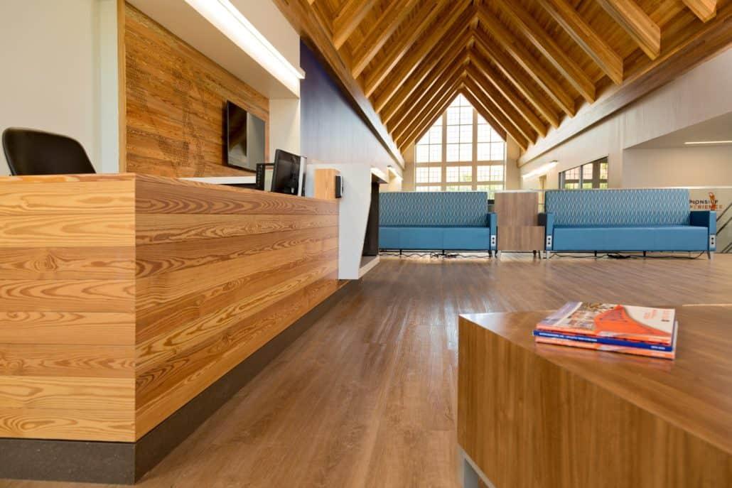 Wood Flooring Paneling