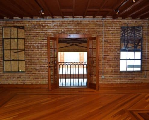 Wood Flooring Firestone Building