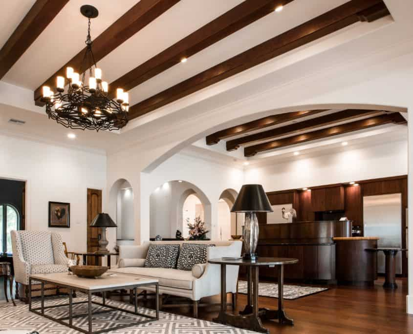 Wood Floors Wood Beams