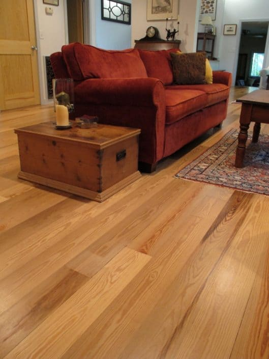 Antique Longleaf Heartpine – Perfect for Modern Home and Office Spaces