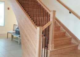 Reclaimed Wood Stairs, Stair Parts, Treads and Moldings – The Sustainable Design Choice