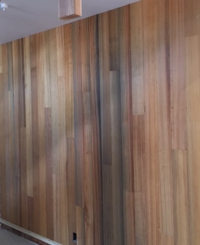 River-Recovered® Heart Cypress – Indoor / Outdoor Ceilings and Walls