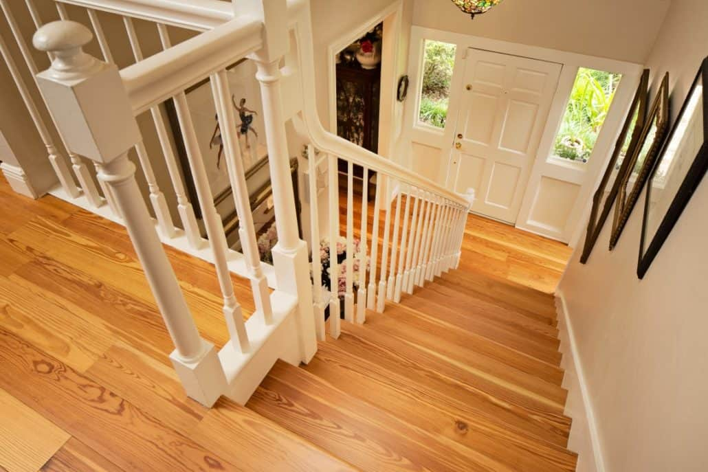 Reclaimed Wood Stairs Stair Parts Treads And Moldings