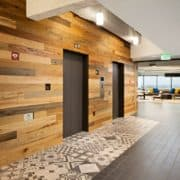 Trending Wood Feature Walls