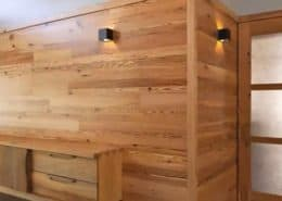 Antique Wood Feature Walls and Ceilings
