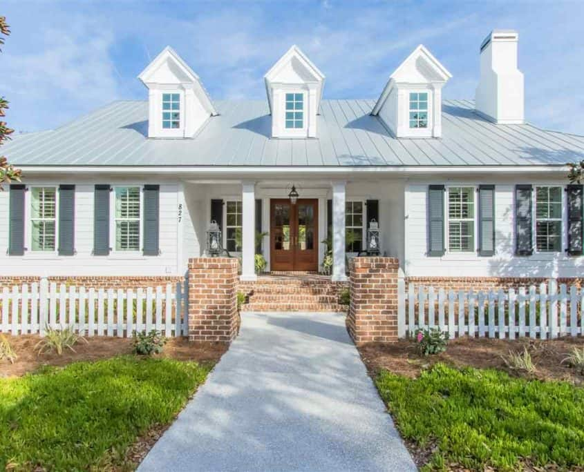 Goodwin's Legacy Heart Pine Select Adds Beauty and Value to Million Dollar St. Augustine Estate