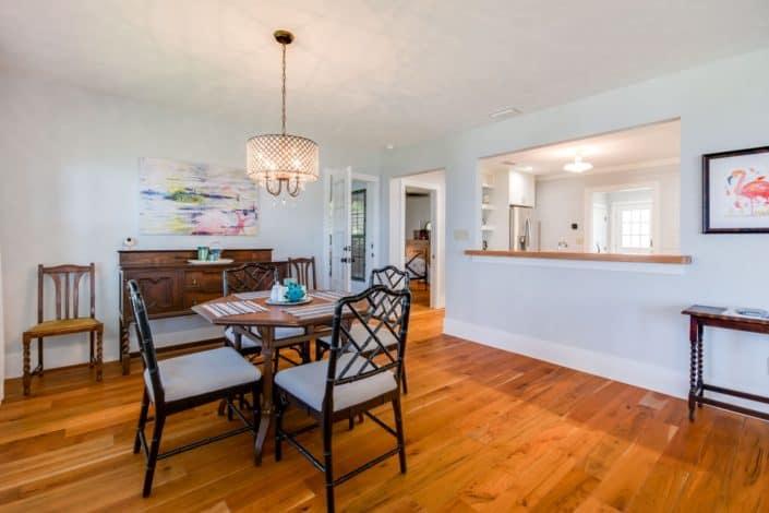 Sustainable Wood Flooring - Popular in Coastal Areas