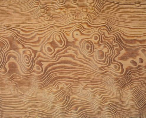 Curly Heart Pine