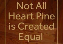 Heart Pine