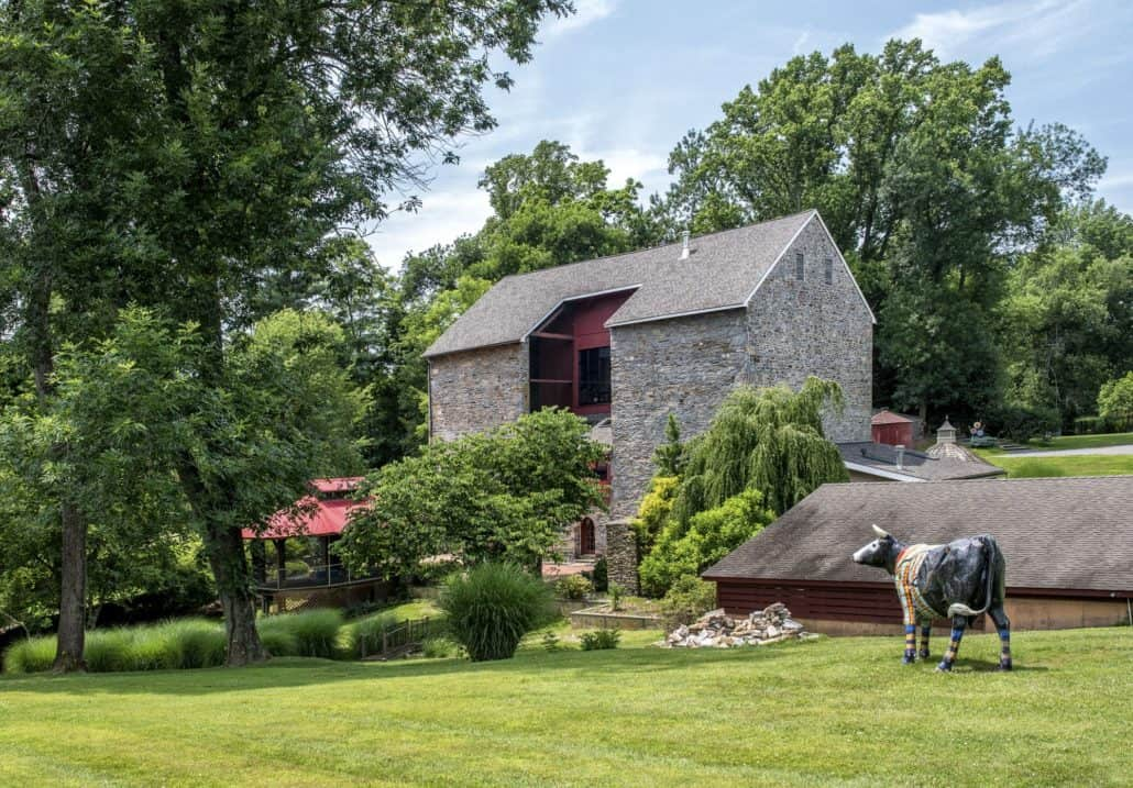 1830s Barn