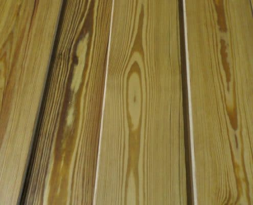 Goodwin's Precision Engineered Heart Pine Wood Flooring
