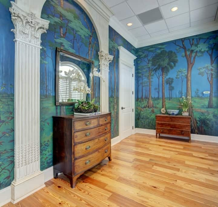 """Antique Heart Pine and Heart Cypress – Two Woods That """"Work"""" in Commercial Spaces"""