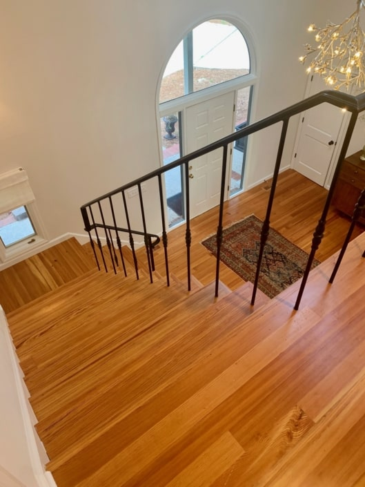 Legacy ™ Vertical Heart Pine – A Coastal Appeal