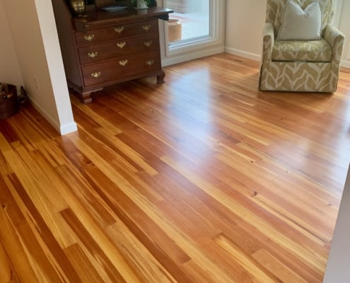Legacy ™ Vertical Heart Pine – A Coastal Appeal