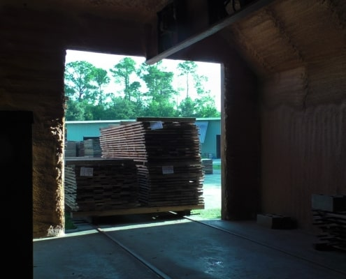 Properly Kiln Drying Antique Wood